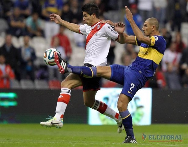 River se volvió a quedar con el Superclásico, esta vez en el Estadio Azteca