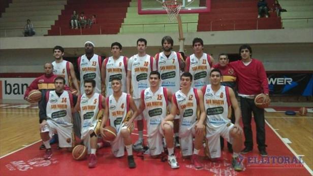 San Martín ganó en Córdoba y vuelve a la Liga Nacional de Básquetbol