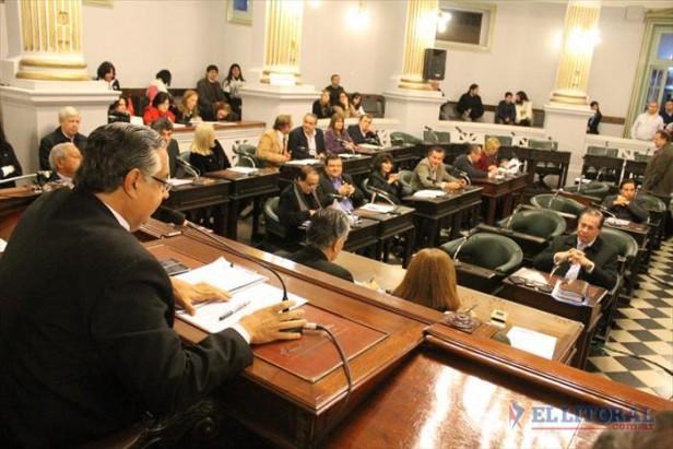 """Fecorr pide a Diputados el """"urgente"""" tratamiento del nuevo Código Procesal Penal"""