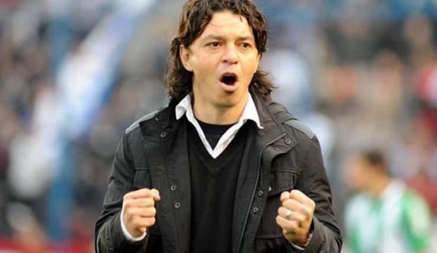 Presentan al 'Muñeco' Gallardo como nuevo técnico de River
