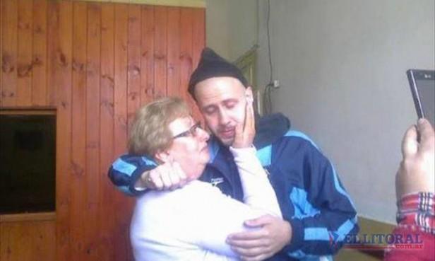 Caso Valeria: Federico Alderete fue trasladado a Corrientes