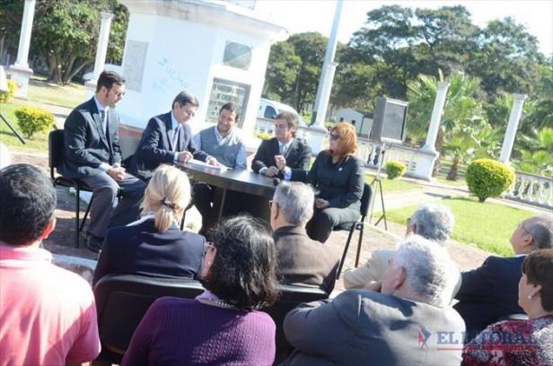 Se constituyó un foro de concejales y ciudadanos pro segundo puente