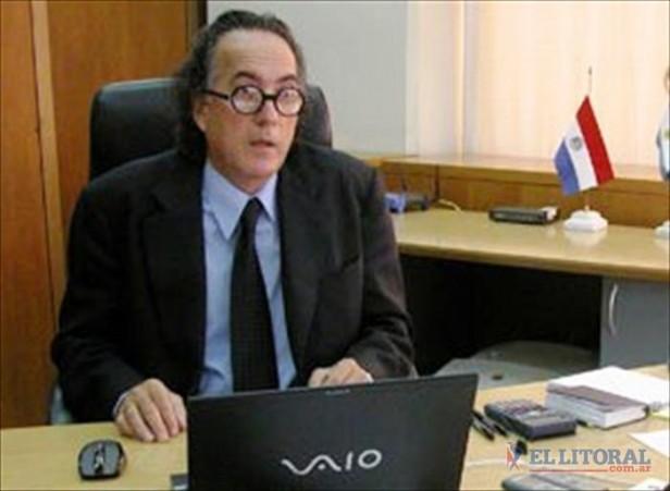 Thomas afirmó que Yacyretá no es responsable de la inundación sino que por el contrario, reduce el impacto