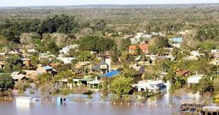 Se aguarda que se estacione el nivel de las aguas del Paraná