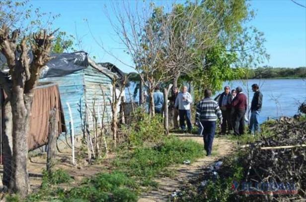 Asisten a pobladores afectados y refuerzan tareas preventivas