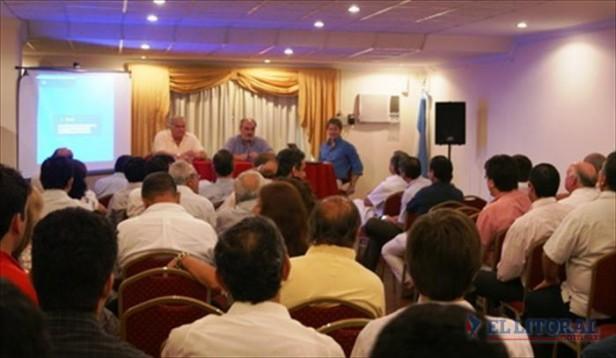 Los intendentes radicales se reunirán en Goya, bastión K