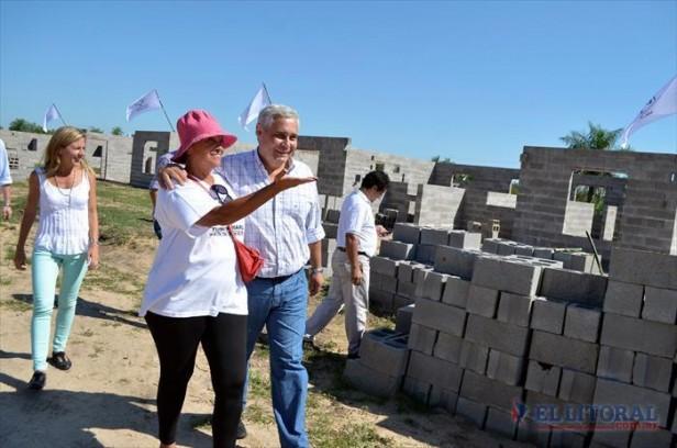 Sin fecha para la reunión, Ríos volvió a quejarse por la relación fiscal con la Provincia