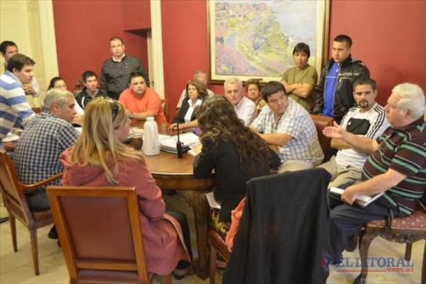 La Municipalidad confirmó que no van a desalojar a los vecinos de las Mil Viviendas