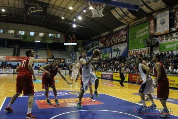Corrientes enfrenta a Santiago del Estero por un lugar en la final