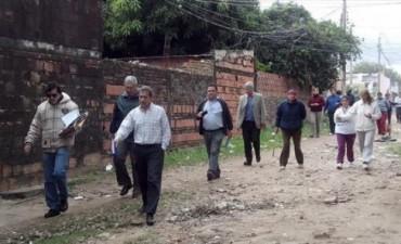 Avanzarán con las expropiaciones en los asentamientos de Punta Taitalo y Popular