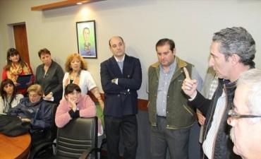 Médicos del Pediátrico se reunieron con Dindart y fundamentaron sus reclamos