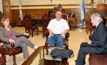 """Colombi se jactó de cumplir con el obispo y acusó de """"miope"""" al PJ por no dialogar"""