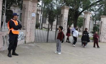 En las escuelas céntricas rigen medidas de seguridad para evitar secuestros
