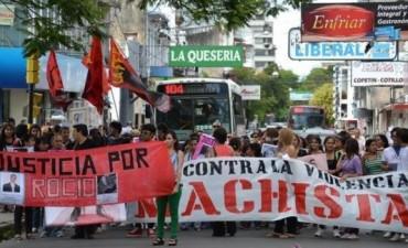 Después de la condena, la mamá de Rocío Castillo decidió militar contra la violencia
