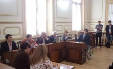 Juicio político: la sala acusadora eligió autoridades