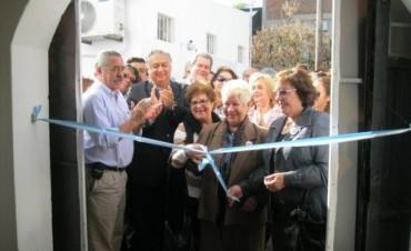 """ELI inauguró casa propia, dejando """"atrás"""" al PL"""