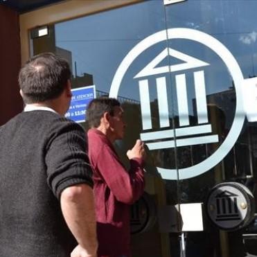 Bancos: mañana y el jueves sin atención las últimas dos horas