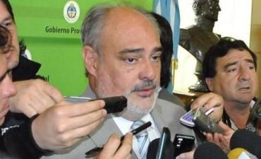 Colombi insistió en que la EBY debe invertir para evitar inundaciones
