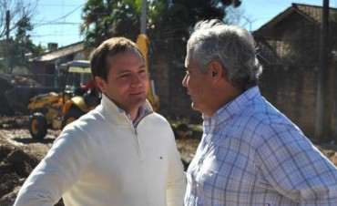 Ríos se disculpó por acusar a la Provincia de robar pero dijo que recibe menos que Camau