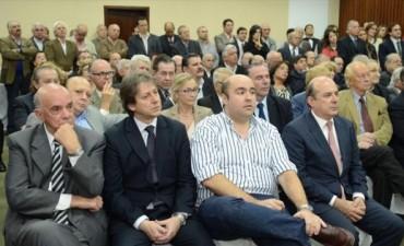 Con Colombi en Brasil, Canteros quedó al mando y aseguró que con el Gobernador funcionan como equipo