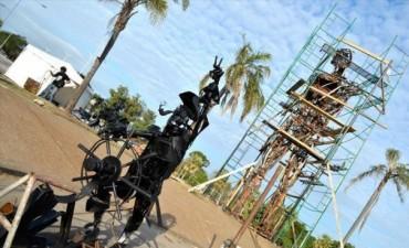 Aún sin respaldo legal y con polémica, inaugurarán el monumento a Andresito