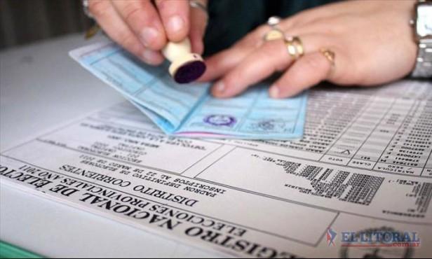 Ya está disponible el padrón definitivo para las elecciones del 5 de julio
