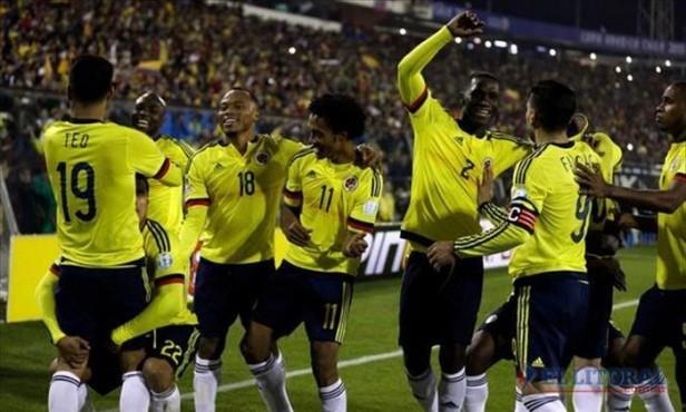 Colombia le ganó a un pobrísimo Brasil y aún cree en la clasificación