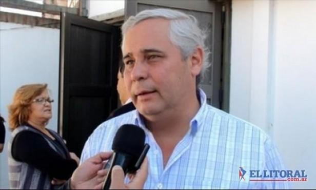 """Ríos: """"Sectores políticos incentivan la usurpación de tierras en Santa Catalina"""""""
