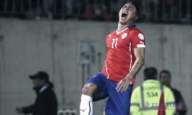 Chile le ganó a un bravo Perú y se metió en la gran final de la Copa