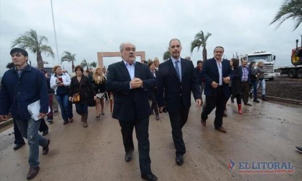Inauguraron el segundo Parque Industrial con un pedido de más inversión privada
