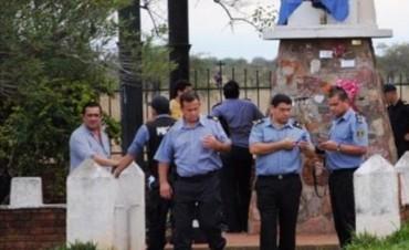 Crimen del cabo González: el último detenido se abstuvo de declarar