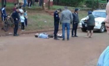Mataron a golpes a un hombre en Virasoro y hay dos detenidos