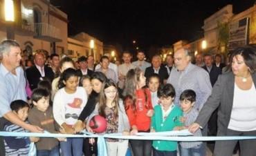 En un escenario de fortaleza económica, Colombi inaugura un nuevo Parque Industrial
