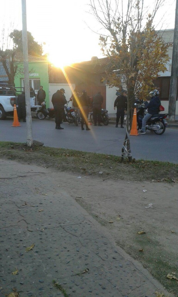 Demorados en operativos policiales tenían pedido de captura