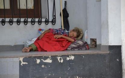 Con la llegada del frío reactivaron los refugios existentes en Capital