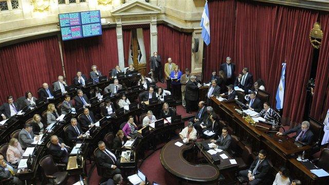 El Senado aprobó la ley de blanqueo de capitales