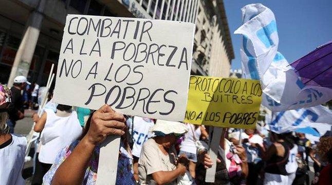 Macrisis: Sólo 2 de cada 10 considera positiva la situación del país