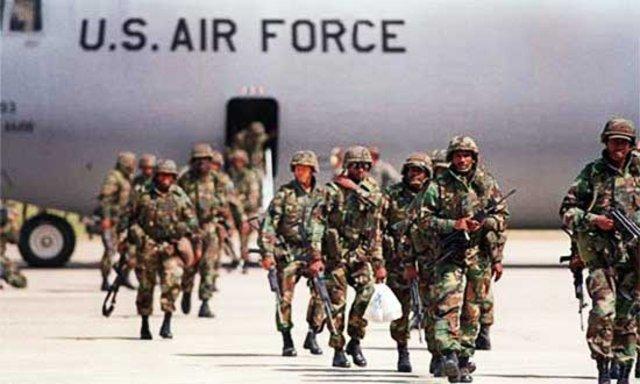 Planean construir bases militares estadounidenses en Misiones y Tierra del Fuego