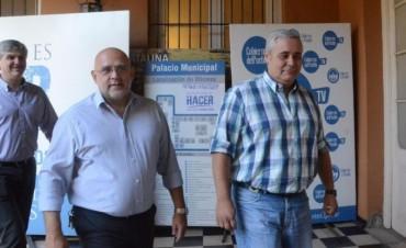 Vignolo y Ríos fogonean reforma constitucional