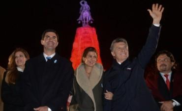 Salta homenajeó a Martín Miguel de Güemes con la presencia del Presidente