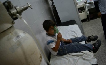 Suman casos de gripe y víctimas fatales de cuadros respiratorios