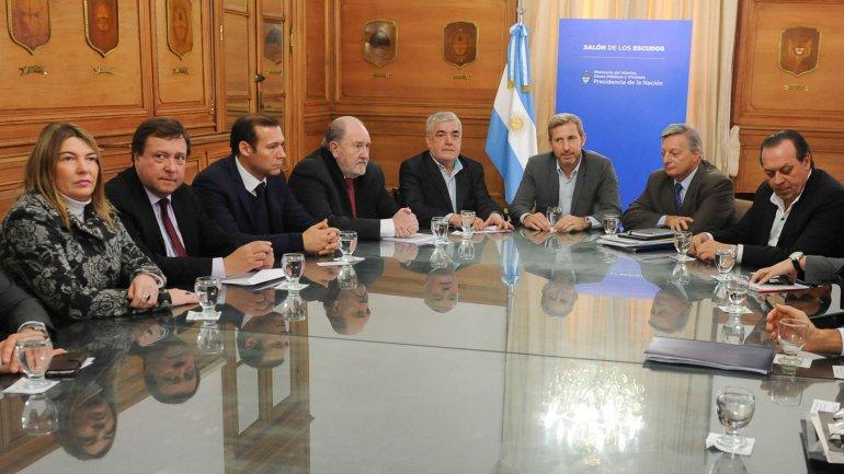 Avanza un acuerdo con las provincias por la suba del gas