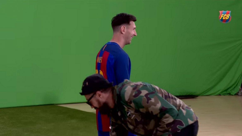 El detrás de escena de la nueva camiseta del Barcelona