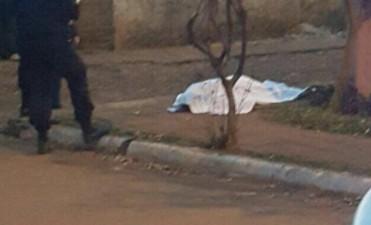 Virasoro: Asesinan a un joven en plena Plaza San Martin