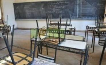 Unne y primarios: amenaza de paro docente después de las vacaciones