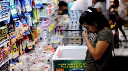 La inflación de mayo fue del 2,1 por ciento, según el Indec