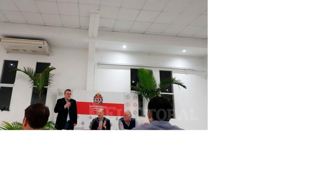 La UCR se organiza para profundizar presencia territorial en Capital