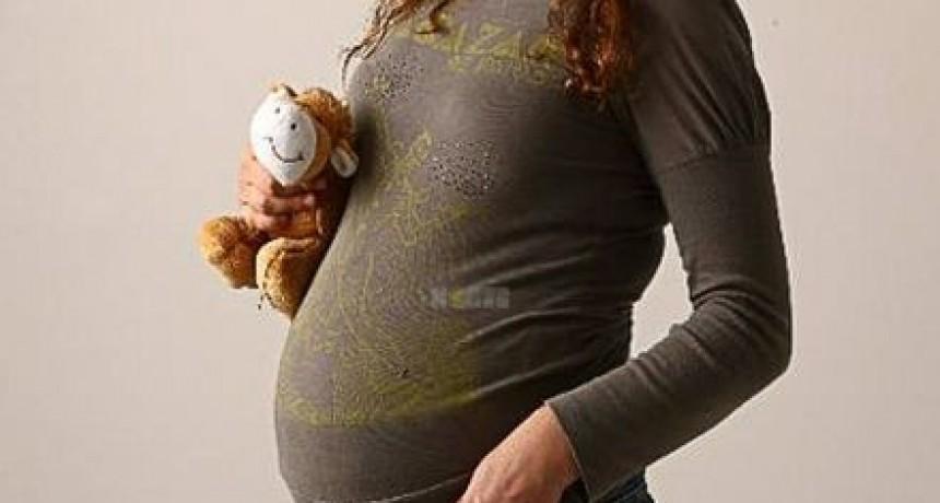 La región NEA tiene la mayor cantidad de niñas madres