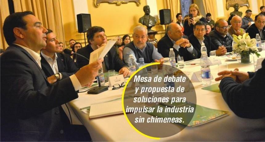 El Gobernador prepara la visita de Macri junto a operadores turísticos