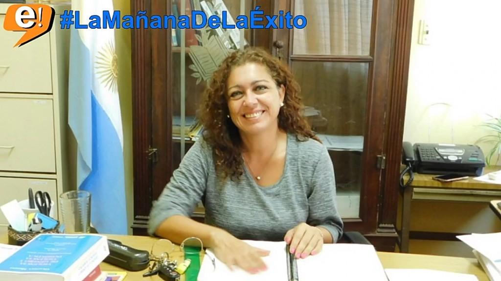 Dra. Méndez Ribeiro: